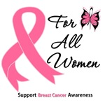 Breast Cancer All Women Shirts & Gifts
