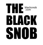 Black Snob Logo Plain
