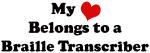 Heart Belongs: Braille Transcriber