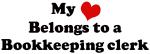 Heart Belongs: Bookkeeping clerk