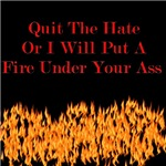Quit The Hate
