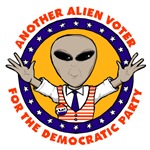 Another Alien Voter For The Democrat Party