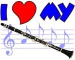 I Love My Clarinet