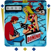 Gottlieb&reg; Domino