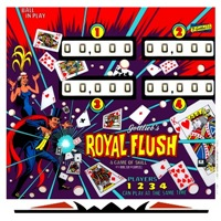 Gottlieb&reg; Royal Flush