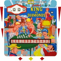 Gottlieb&reg; King of Diamonds