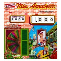 Gottlieb&reg; Miss Annabelle