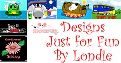 Designs Just For Fun by Londie