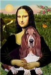 MONA LISA<br>& Basset Hound