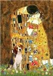 THE KISS<br>& Beagle