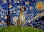 STARRY NIGHT<br>& Fawn Great Dane