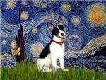 STARRY NIGHT<br>& Rat Terrier
