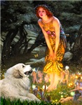 MIDSUMMER'S EVE <br>& Great Pyrenees