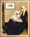 WHISTLER'S MOTHER<br>& Great Pyrenees