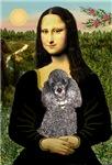 MONA LISA<br>& Silver Poodle (Toy/Min)