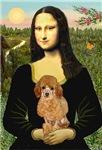 MONA LISA<br>Toy Apricot Poodle
