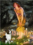 MIDSUMMER'S EVE <br>& Bi Black Welsh Corgi