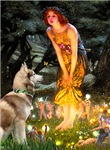 MIDSUMMER'S EVE <br>& Siberian Husky