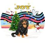 CHRISTMAS MUSIC 1<br> Cavalier King Charles Spanie