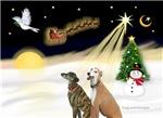 NIGHT FLIGHT<br>& 2 Greyhounds