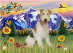 MOUNTAIN COUNTRY<br>& Wire Fox Terrier