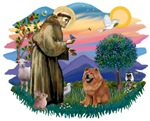 St. Francis #2 &<br>Chow  Chow
