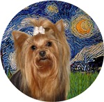 Yorkshire Terrier #7<br>Starry Night