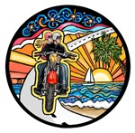 Motorcycle - Skyway #1