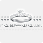 Mrs. Edward Cullen