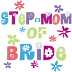 Step-Mom of the Bride Totes and Tees
