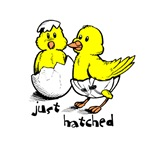 Just Hatched Baby Clothes & Gifts