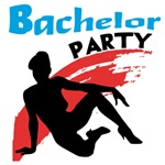 Sexy Bachelor Party T-shirts & Gear