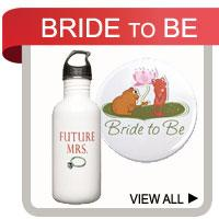 Bride-to-Be T-shirts and Future Mrs Gifts