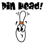 Pin Head Bowling Shirts, Bowling Tshirt Gifts