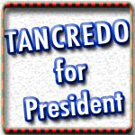 Elect Tom Tancredo T-shirts, Buttons, STickers