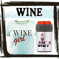 Wine T-shirts and Gifts for Wine Drinkers