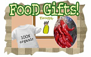 Food Themed tshirts, Tote Bags and Gifts