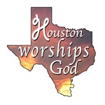 Houston Worships God t-shirts, tees, totes
