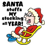 Naughty Mrs. Claus T Shirts, Gifts, Presents