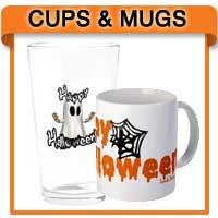 Halloween Mugs and Cups