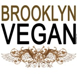 Brooklyn Vegan T-shirts and Gear
