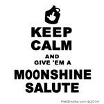 Moonshine Salute