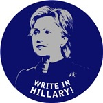 Write in Hillary