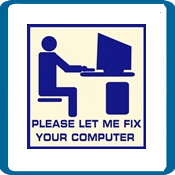 Computers take numerous physical forms. A computer is a machine which manipulates data according to a list of instructions.use a graphic with quote PLEASE LET ME FIX YOUR COMPUTER.