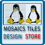MOSAICS TILES PIECES