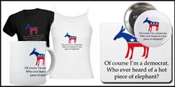 Of Course I'm a Democrat