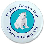 Polar Bears for Obama Biden