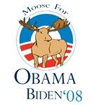 Moose for Obama Biden