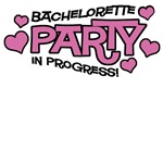 Bachelorette Party Hearts T-Shirts & Gifts