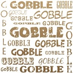 Gobble Gobble Thanskgiving T-Shirts